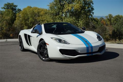 Pre-Owned 2014 McLaren MP4-12C Spider