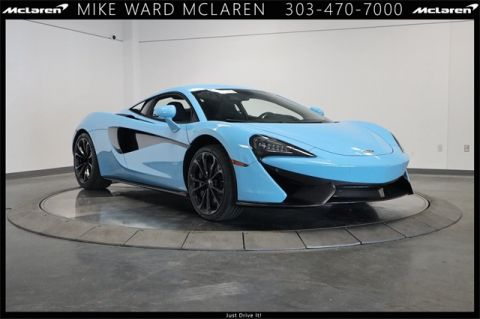 New 2019 McLaren 570S Coupe