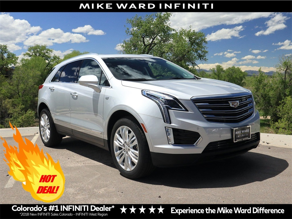 Pre-Owned 2019 Cadillac XT5 Premium Luxury