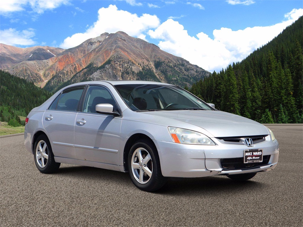 Pre-Owned 2004 Honda Accord EX-L