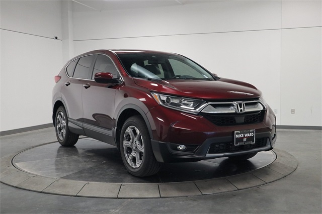 Pre Owned 2017 Honda Cr V Ex L 4d Sport Utility In Highlands Ranch