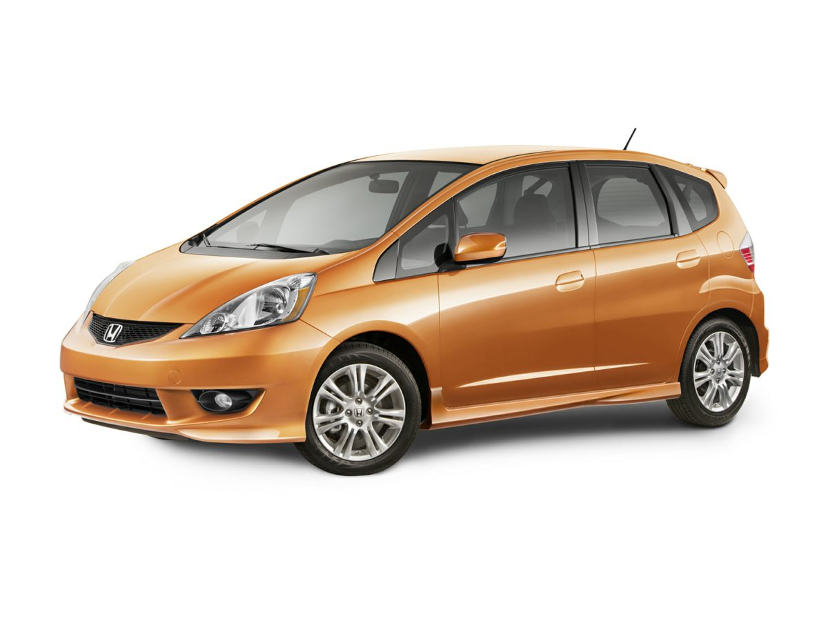 Pre Owned 2009 Honda Fit Sport