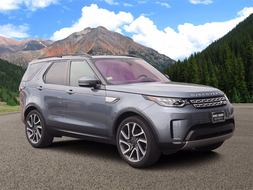 Pre-Owned 2019 Land Rover Discovery HSE Luxury