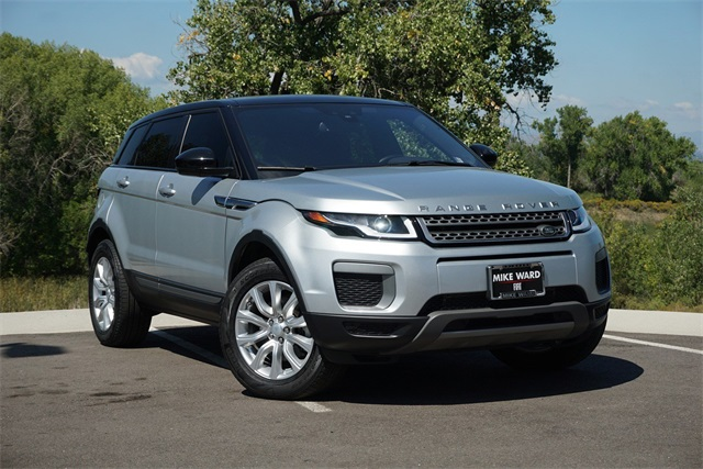 Pre Owned 2016 Land Rover Range Rover Evoque Se 4d Sport Utility In