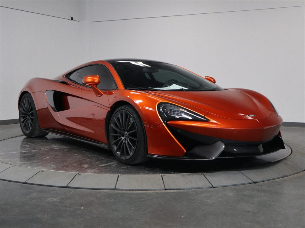 Pre-Owned 2017 McLaren 570GT Coupe