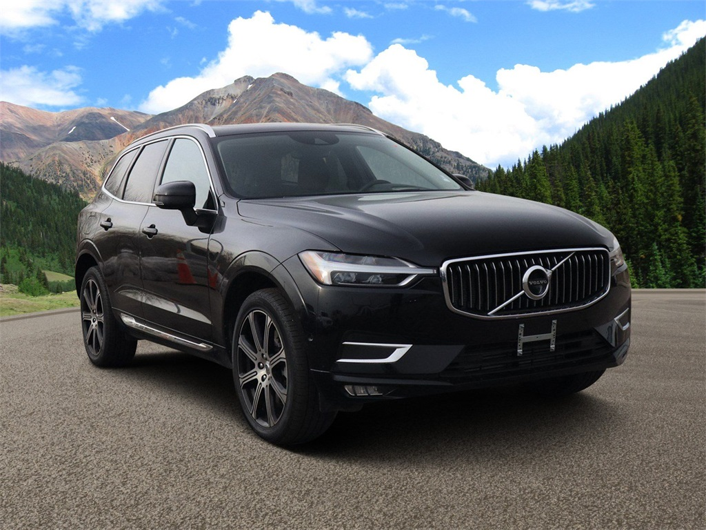 Pre-Owned 2019 Volvo XC60 T6 Inscription