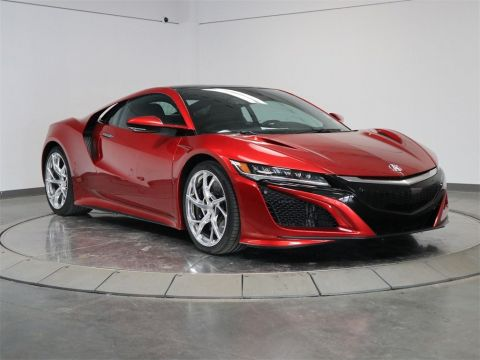 Pre-Owned 2018 Acura NSX