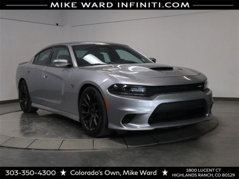 Pre-Owned 2015 Dodge Charger SRT Hellcat