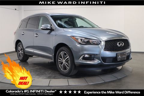 Certified Pre-Owned 2018 INFINITI QX60