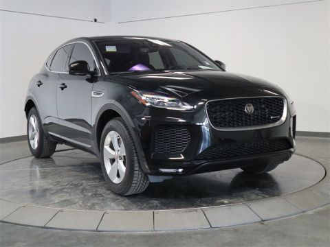 Pre-Owned 2018 Jaguar E-PACE R-Dynamic