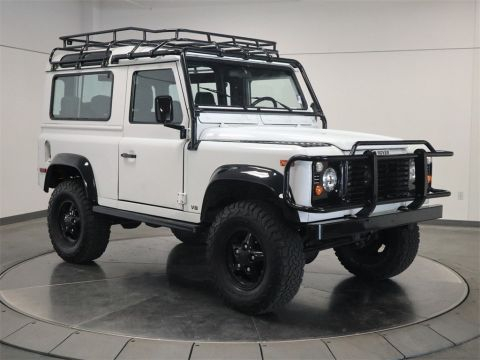 Pre-Owned 1995 Land Rover Defender 90