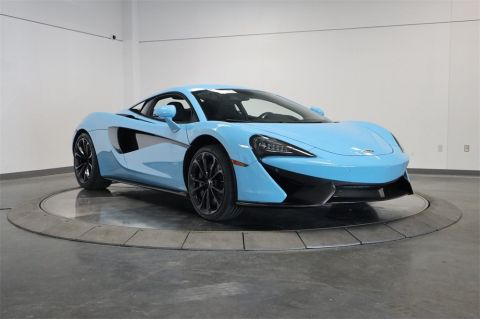 Pre-Owned 2019 McLaren 570S Coupe