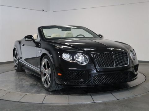 Pre-Owned 2016 Bentley Continental GT Speed