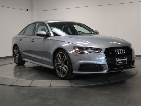 Pre-Owned 2017 Audi S6 4.0T Premium Plus