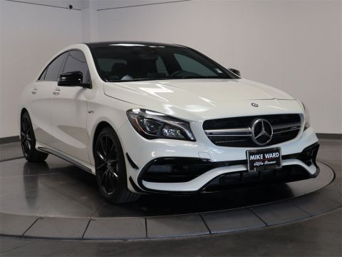 Pre-Owned 2017 Mercedes-Benz CLA CLA 45 AMG®
