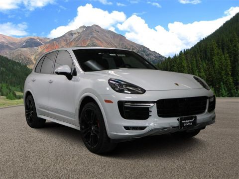 Pre-Owned 2018 Porsche Cayenne Turbo